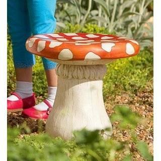 Mushroom Table And Chairs - Mushroom
