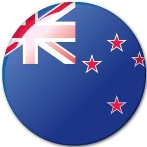 NEW ZEALAND Flag car bumper sticker decal 4 x 4