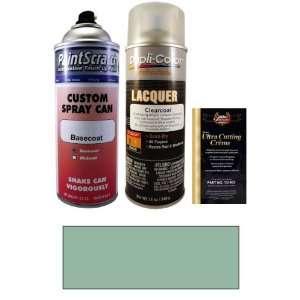 12.5 Oz. Medium Spruce Metallic Spray Can Paint Kit for