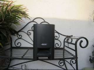 BOSE PS 3 2 1 321 POWERED SUBWOOFER SERIES II POWERED SPEAKER SYSTEM
