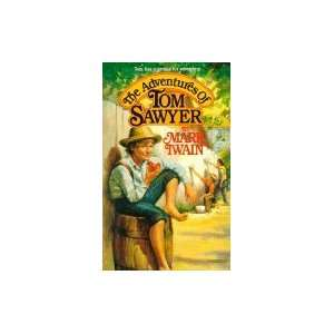 The Adventures of Tom Sawyer[Paperback,1989] Books