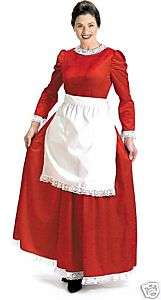 Mrs. Santa Claus Christmas Charmer Costume (20 24) Halco 6992 20