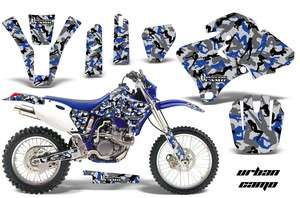 MOTORCROSS GRAPHIC MX STICKER KIT YAMAHA WR 250F 426F 400F 98 02 UCU