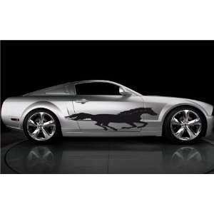 Car Vinyl Graphics Horse Mustang Ford Gt Shelby Pony 15