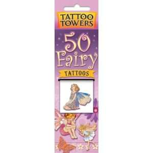 Fairy Tattoos (Tattoo Towers) (9781842297001): Books