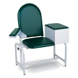 Winco Padded Blood Drawing Chair with Drawer Everything