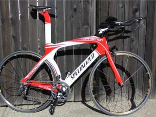 Transition Pro Triathlon Bike XL Frame. Full Carbon Fiber Bike