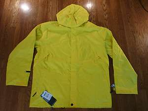 RIDE Georgetown Snowboard/Ski Jacket/Coat Yellow Mens XL NEW