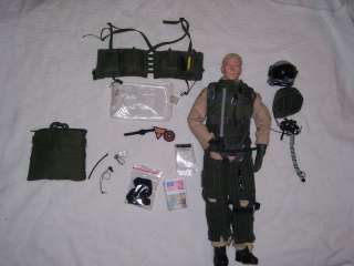 DML Dragon F 18 Hornet pilot Naval Aviator Gil action figure