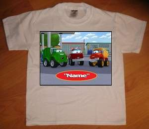 Tonka Chuck and Friends Personalized T Shirt   NEW