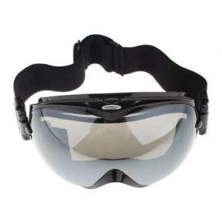 Basto Anti Fog Dual Lens Sport Ski Snowboard Goggles Black Frame for