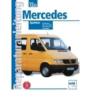 Mercedes Benz Sprinter Diesel 208 D, 2,3 Ltr., 58 kW / 212 D, 2,9 Ltr