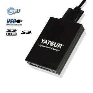 AUX Interface Ford für USB & SD Karte (Quadlock)  Auto