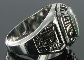 Football New York Jets Offical NFL Team Ring Sz 9