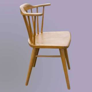Russel Wright Conant Ball Modernmates Birch Chairs