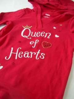 Girls 5 Shirt Jean Skirt GYMBOREE Queen of Heart Shirt Spring Summer