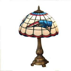 Stained Glass Tiffany Table Lamp NFL NEP 500