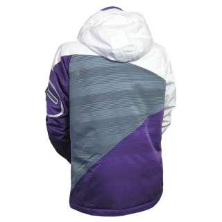 ZIENER ADRENAL Damen Skijacke Snowboardjacke purple S 4049778570496