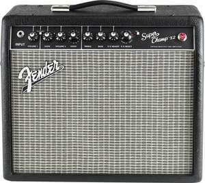 BOX* Fender Super Champ X2 Combo Electric Guitar Amplifier Amp