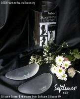 Softleaves X300 Silicone Breast Enhancers Bra Inserts 3