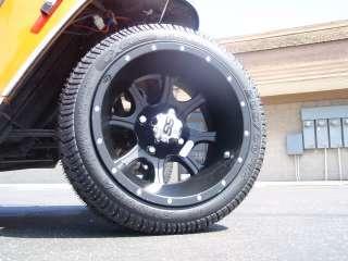12 inch black rims tires wheels ezgo golf cart Yamaha