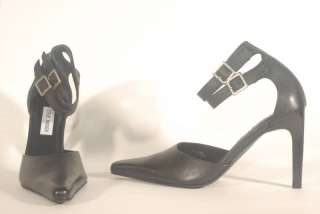 STEVE MADDEN TWILITE Leather 4 inch High Heel Pump 8