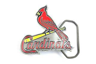 HOT Authentic MLB St. Louis Cardinals Belt Buckle