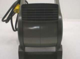 AIR KING BLOWER FANS POWER TYPE FB2 MODEL 9555 / XCG3 120 VOLT 60 HZ 4