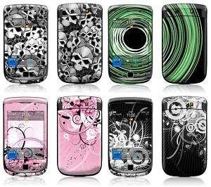 Blackberry Torch Skin Cover Case Decal Choose Design