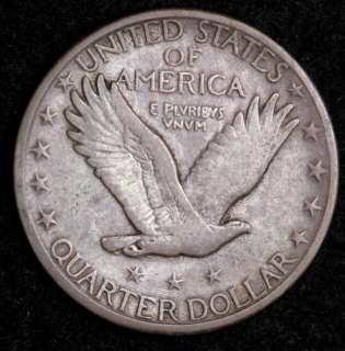 XF 1924 S Standing Liberty Quarter VERY NICE