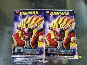 Tector card Season 4 Ban dai 1st ED. game booster box 24 packs