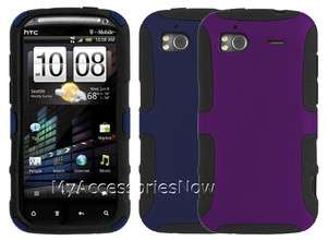 Seidio Active 2 Layer Shell Case Cover HTC Sensation 4G