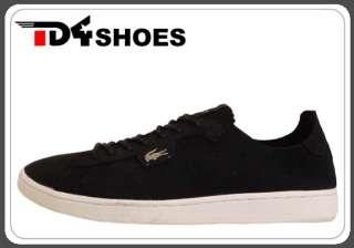 Lacoste Broadwick NL STM Black NBK Suede 2011 Mens Casual Shoes