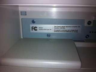 Lanier LW310 Wide Format Copier Printer LW 310