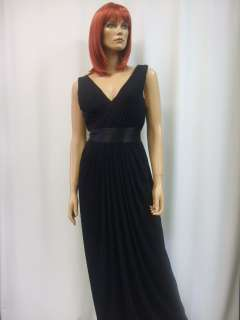 BNWT COAST BLACK TIGRE MAXI DRESS SIZE 12 F