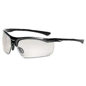 SmartLens Safety Glasses, Photochromatic Lens, Black Frame