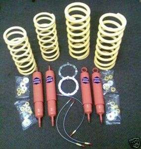 Land Rover Defender 90 40mm Suspension Lift Kit