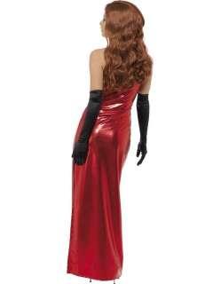 Costume Carnevale Donna Jessica Rabbit Sexy Tg. S # 9905 per serate e