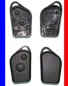 CLE PEUGEOT 106 CITROEN SAXO TELECOMMANDE COQUE BOITIER