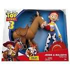 Poupée Disney TOY STORY Jessie 30cm et cheval Pile Poil