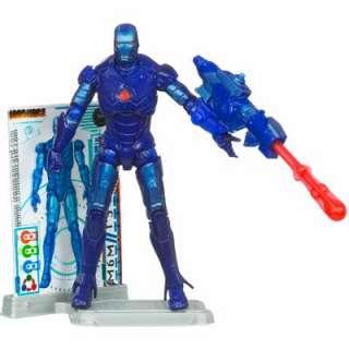 Iron Man 2 Fusion Armor Moive Concept Series 3 Marvel