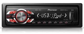 PIONEER MVH1400UB RADIO/USB/AUX/IPOD NUEVAS A ESTRENAR CON FACTURA