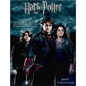 Harry Potter 2007 Wall Calendar