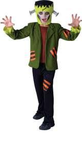 Frankensteins Monster Boy Fancy Dress Halloween Costume