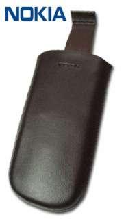 GENUINE NOKIA 8800 ARTE BLACK CARRY CASE COVER   CP 212