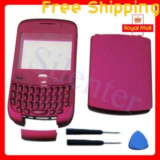 4pc Light Blue Housing Cover Case For Blackberry Curve 3G 9300 9330