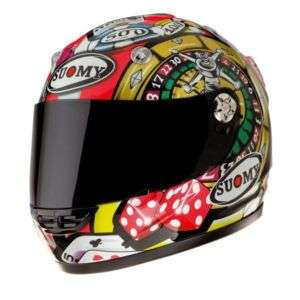moto helmet SUOMY VANDAL ATLANTIC ducati monster 848 1098 748