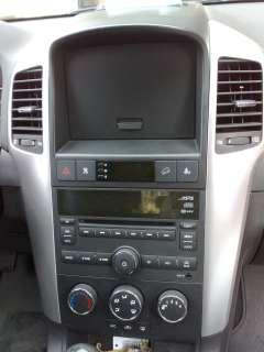 Chevrolet Captiva Monitor 6.2 Touchscreen USB SD Navigatore GPS