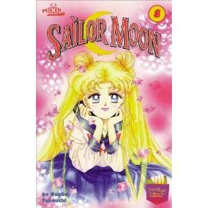 Sailor Moon Vol. 8 [Paperback]: Naoko Takeuchi: Books