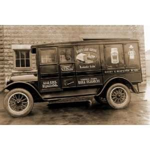 Harry H. Redfearn & Co. Delivery Truck   Good Luck